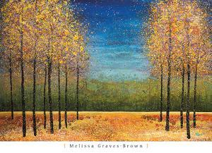 Clearing at Dusk by Melissa Graves-Brown