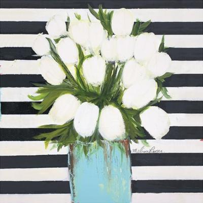 White Tulips by Melissa Lyons