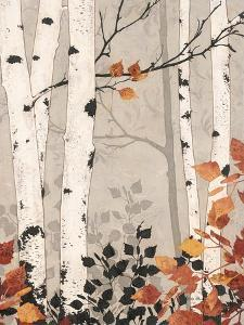 Birch Damask by Melissa Pluch