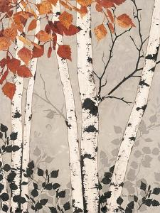 Birch Tapestry by Melissa Pluch