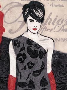 Fashion Girl by Melissa Pluch