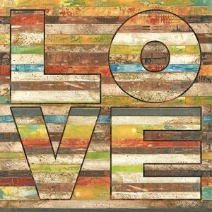 Striped Love by Melissa Pluch