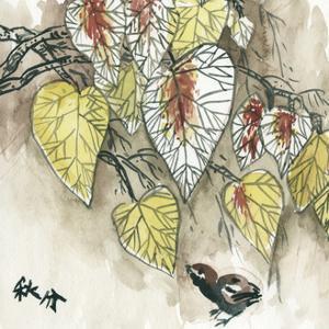 Autumnal I by Melissa Wang