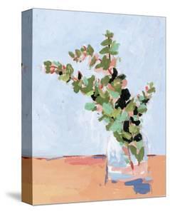 Baby Blue Eucalyptus I by Melissa Wang