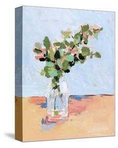 Baby Blue Eucalyptus II by Melissa Wang