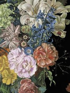 Baroque Floral II by Melissa Wang