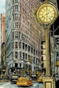 City Scene VII by Melissa Wang