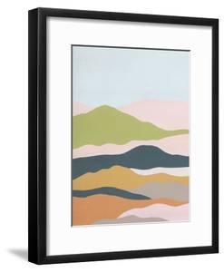 Cloud Layers I by Melissa Wang