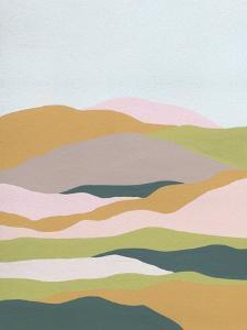 Cloud Layers II by Melissa Wang