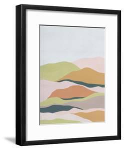 Cloud Layers III by Melissa Wang