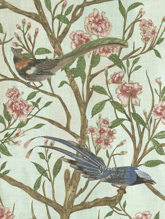 Delicate Chinoiserie II