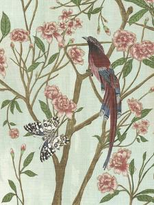 Delicate Chinoiserie III by Melissa Wang