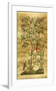 Gilded Traditional Chinoiserie I by Melissa Wang