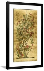 Gilded Traditional Chinoiserie III by Melissa Wang