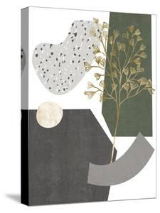 Gold Ginkgo I by Melissa Wang