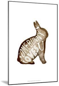 Punny Animal III by Melissa Wang