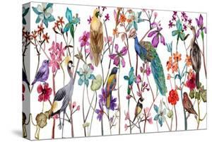 Tangled Garden V by Melissa Wang