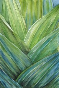Tropical Crop IV by Melissa Wang