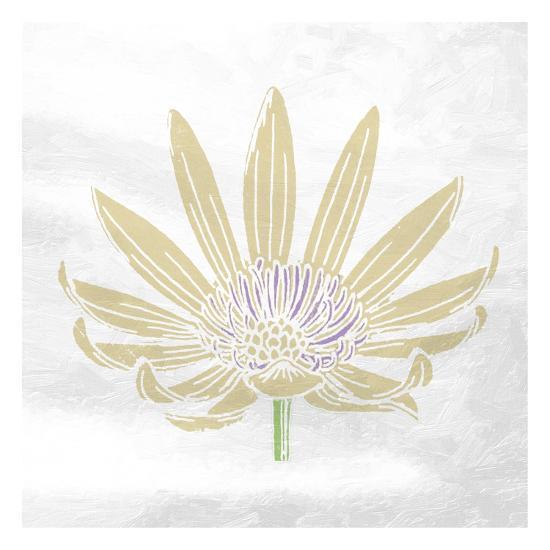 Mellow Flower-Sheldon Lewis-Art Print
