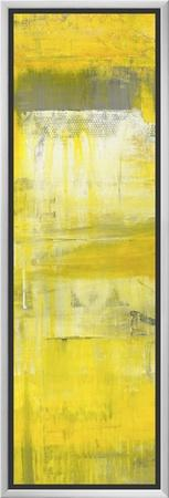 Mellow Yellow II-Erin Ashley-Framed Canvas Print