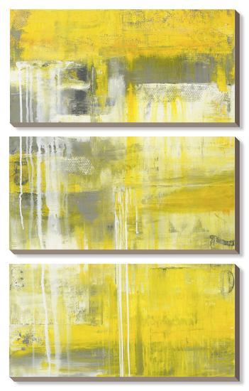 Mellow Yellow-Erin Ashley-Canvas Art Set