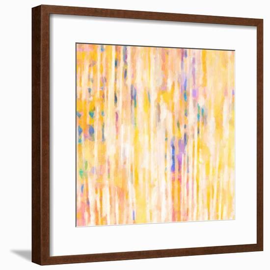 Mellow Yellows I-Ricki Mountain-Framed Art Print