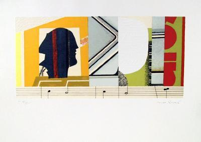 Melodie-Max Papart-Collectable Print