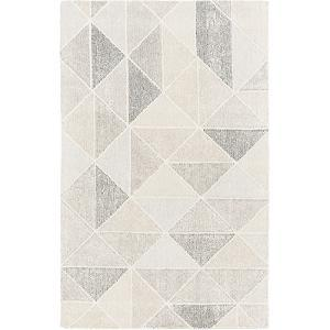 Melody Area Rug - Charcoal/Light Gray 5' x 7'6""