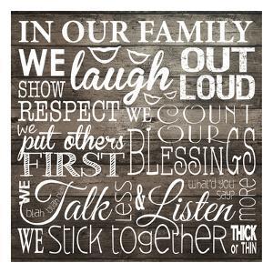 Family by Melody Hogan