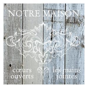 French Farmhouse 2 by Melody Hogan
