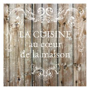 French Farmhouse 3 by Melody Hogan