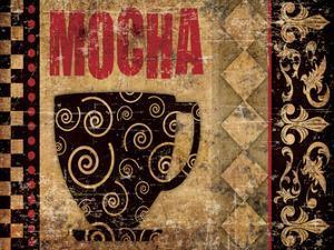 Mocha Chocolat 2 by Melody Hogan
