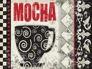 Mocha Chocolat 3 by Melody Hogan