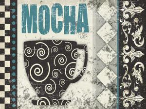 Mocha Chocolat by Melody Hogan