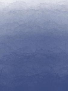 Ombré Blue Fresco 1 by Melody Hogan