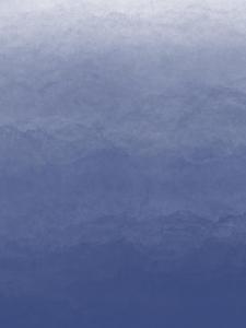 Ombre Blue Fresco 2 by Melody Hogan
