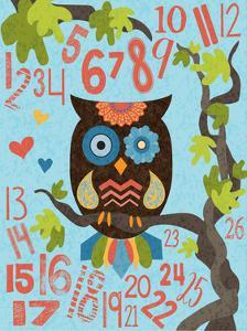 Owl Set Numlet 2 by Melody Hogan