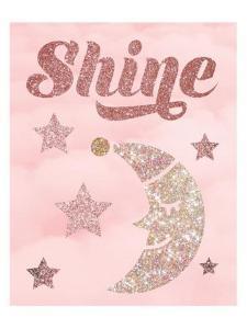 Rose Glitter 3 by Melody Hogan