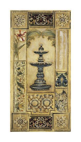 Melody in the Garden-Elizabeth Jardine-Giclee Print