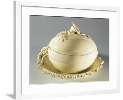 Melon-Shaped Composite, Earthenware--Framed Giclee Print