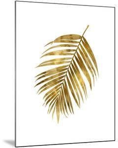 Gold Palm I by Melonie Miller