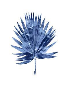 Indigo Palm IV by Melonie Miller