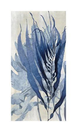 Sea Nature in Blue I