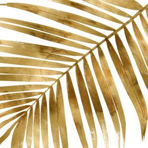Tropical Gold Palm I by Melonie Miller
