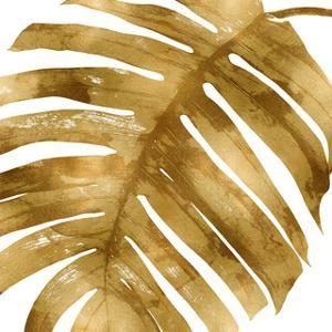 Tropical Gold Palm II by Melonie Miller