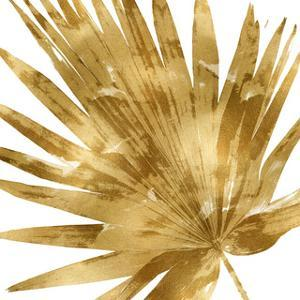 Tropical Gold Palm IV by Melonie Miller