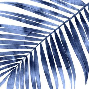 Tropical Indigo Palm I by Melonie Miller