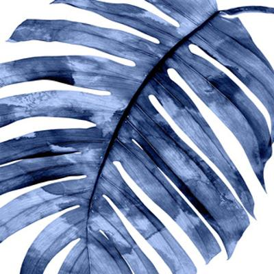 Tropical Indigo Palm II by Melonie Miller