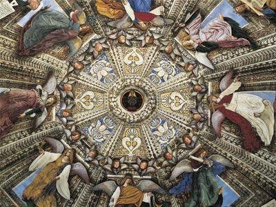 Frescoes of Dome, 1477