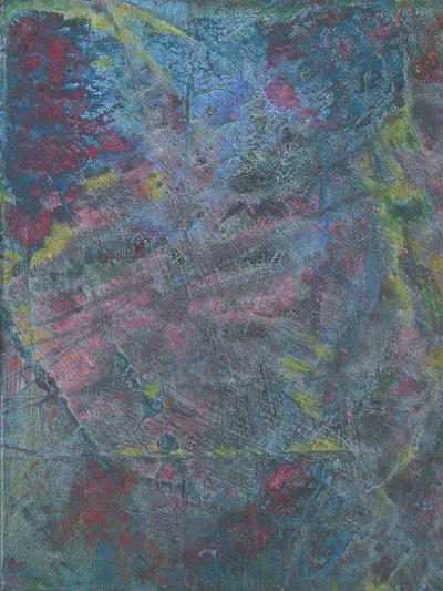 Melt Down I-Dlynn Roll-Art Print